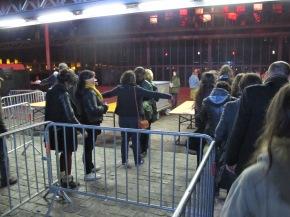Un soir au… Pitchfork Festival Paris2012